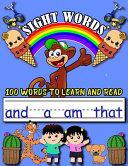 My First 100 Sight Words Workbook Book