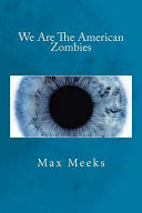 Download We Are the American Zombies Book