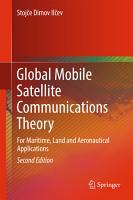 Global Mobile Satellite Communications Theory PDF