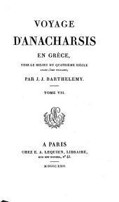Voyage d'Anacharsis en Grèce: Volume 7
