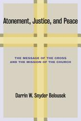 Atonement Justice And Peace PDF