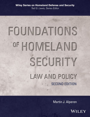 Foundations of Homeland Security PDF