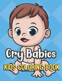 Cry Babies Kids Coloring Book PDF