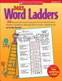 Daily Word Ladders Grades 2-3