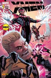 Uncanny X-Men 1: Magnetos Rache