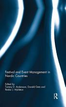 Festival and Event Management in Nordic Countries PDF