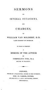 The Theological Works of William Van Mildert, D.D., Late Lord Bishop of Durham: Volume 1