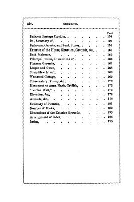 A catalogue of pictures  statues  busts   c   at Hendersyde park  to which is added some particulars of the exterior of the house   c  By J  Waldie  2nd ed    PDF