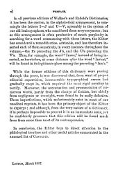 Walker's Pronouncing Dictionary of the English Language: Enlarged and Amended