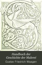 Handbuch der Geschichte der Malerei: Band 1,Teile 1-2