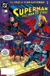 Superman: The Man of Steel (1991-) #87