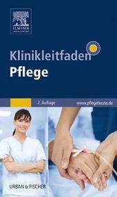 Klinikleitfaden Pflege: Ausgabe 7