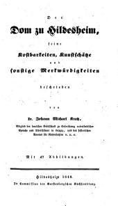 Der Dom zu Hildesheim ... Mit ... Abbildungen: Parts 2-3