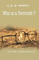 Who is a Terrorist  PDF