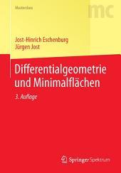 Differentialgeometrie und Minimalflächen: Ausgabe 3