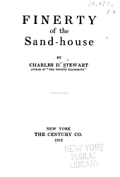 Finerty of the Sand-house