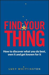 Find Your Thing Book