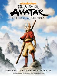 Avatar  The Last Airbender   The Art of the Animated Series PDF