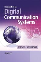 Introduction to Digital Communication Systems PDF