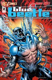 Blue Beetle (2011-) #2