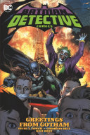 Batman  Detective Comics Vol  3  Greetings from Gotham