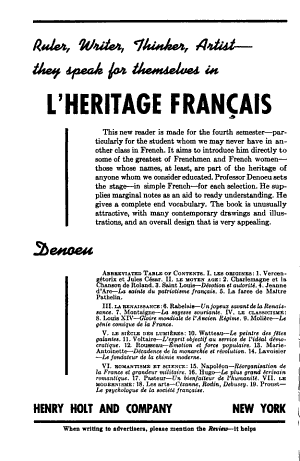 The French Review