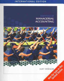 Essentials of Managerial Accounting PDF