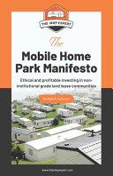 The Mobile Home Park Manifesto