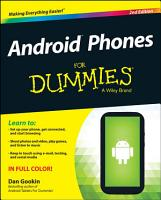 Android Phones For Dummies PDF