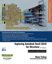 Exploring Autodesk Revit 2018 for Structure  8th Edition PDF