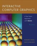 Interactive Computer Graphics PDF