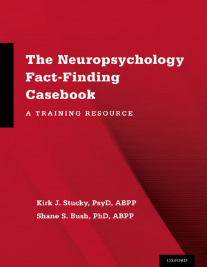 The Neuropsychology Fact Finding Casebook PDF