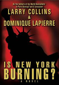 Is New York Burning  Book