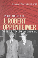 In the Matter of J  Robert Oppenheimer PDF