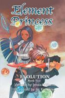 Element Princess  Book Two PDF