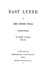East Lynne: Volume 2
