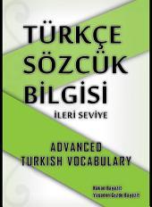 Türkçe Sözcük Bilgisi - İleri Seviye - Ders 3: Advanced Turkish Vocabulary - Lesson 3