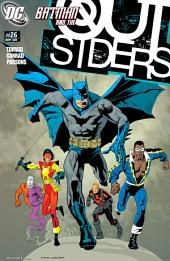 Outsiders (2003-) #26