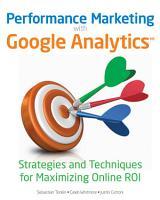 Performance Marketing with Google Analytics PDF