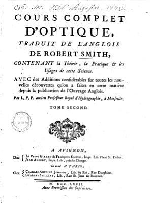 Cours Complet Doptique