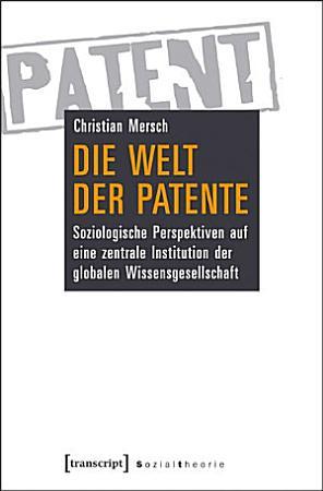 Die Welt der Patente PDF
