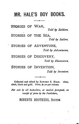 Stories of the Sea Told by Sailors PDF