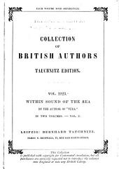Within Sound of the Sea: Volume 2
