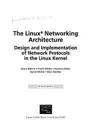 The Linux Networking Architecture Book PDF
