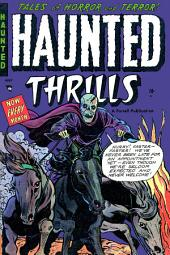 Haunted Thrills, Number 10, Death at the Mardi Gras