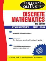 Schaum s Outline of Discrete Mathematics  3rd Ed  PDF