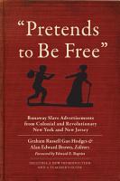 Pretends to Be Free  PDF