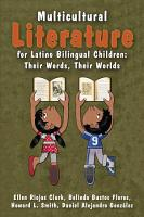 Multicultural Literature for Latino Bilingual Children PDF