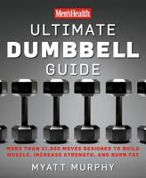 Men s Health Ultimate Dumbbell Guide PDF