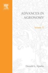Advances in Agronomy: Volume 72